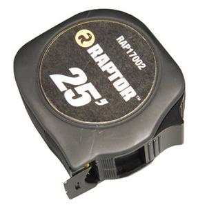 RAP17002 Ruler / Tape Measure - Black