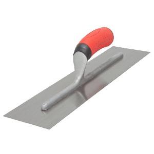 RAP44036 Trowel & Float - Silver / Red