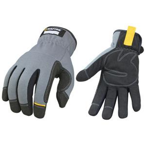 RAP90102 Mechanics Gloves - Black
