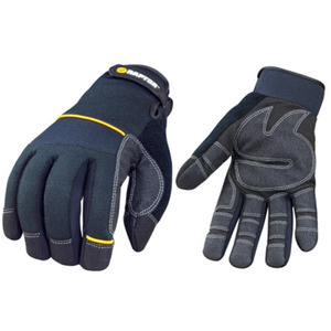 RAP90203 Mechanics Gloves - Black