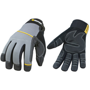 RAP90301 Mechanics Gloves - Black